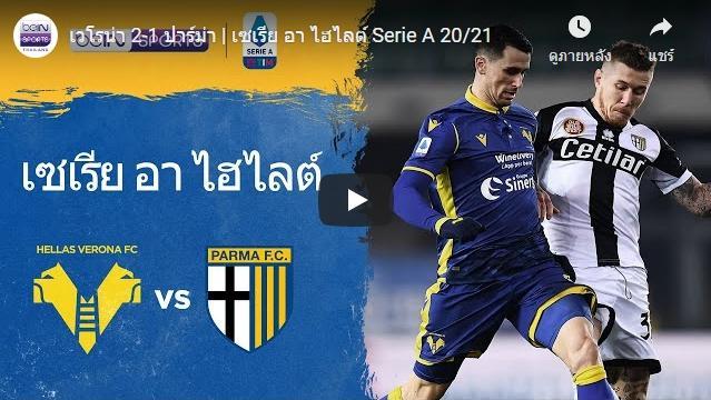 Highlights Serie A 15-02-2021