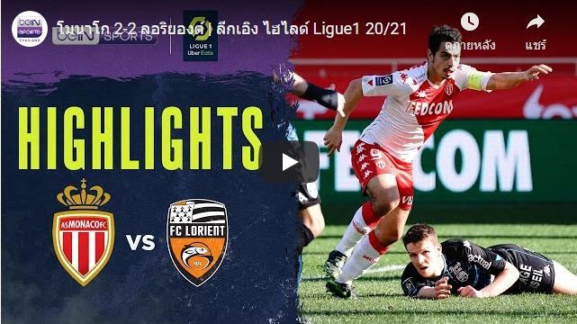 Highlights Ligue 1 14-02-2021